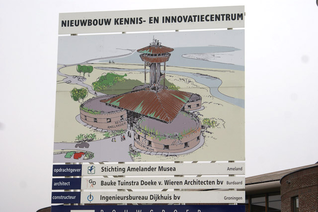 Foto 02 Noordzee aquarium Kennis- en innovatiecentrum Nes Ameland