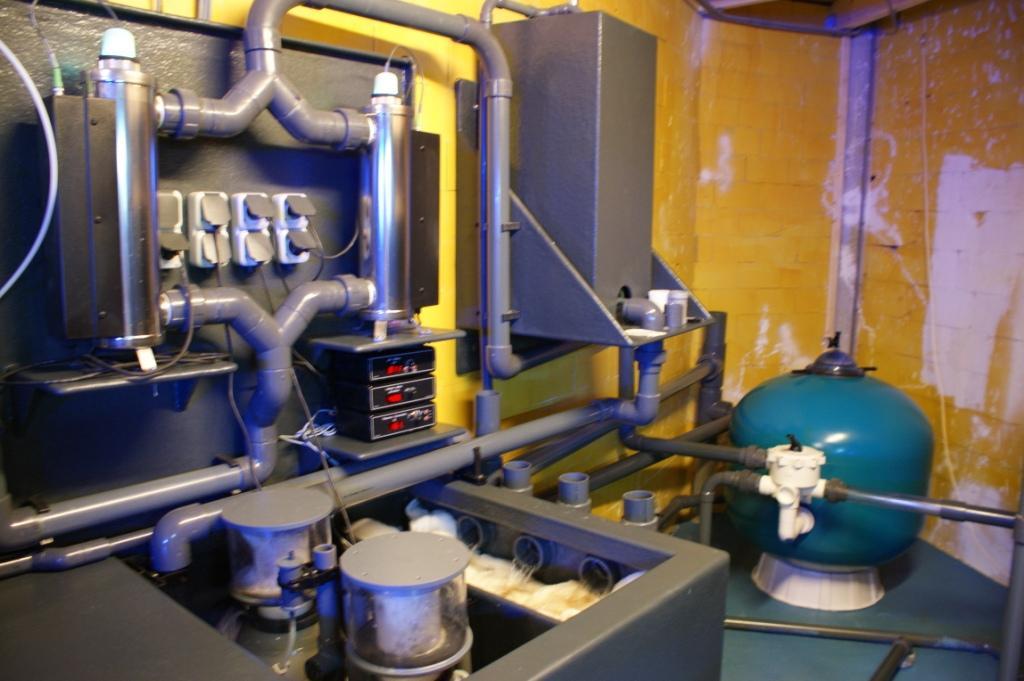 Filtertechniek water