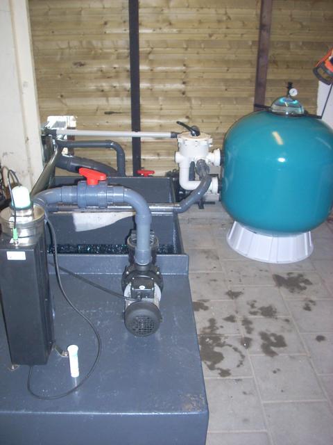 Foto 03 Nieuwe Filtertechniek Voorzien Van Oppervlakte Afroming I.c.m. Mechanische Aanzuiging