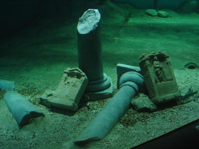 Foto 04 Oosterschelde Aquarium Aquapolis Neeltje Jans