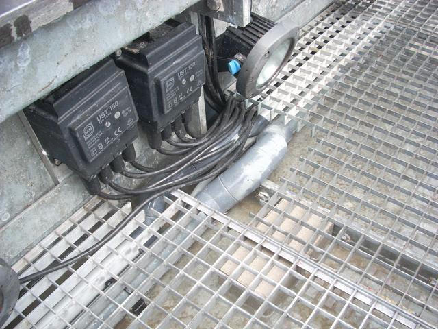 Foto 08 Aangebrachte Aanzuigleiding Mechanische Filtertechniek